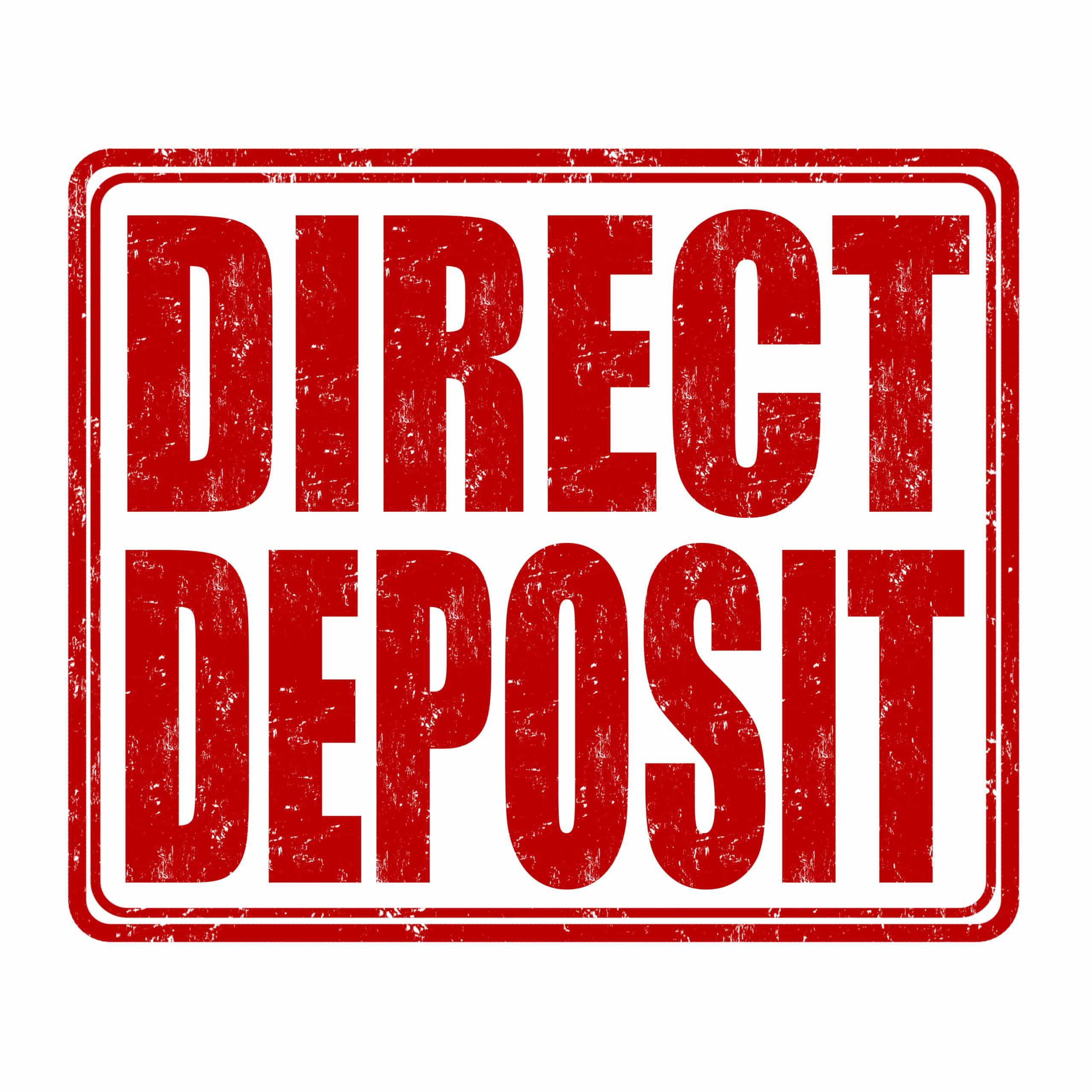VA Direct Deposit